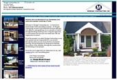 Click here to view Web Design for Morgan Contracting Avon CT