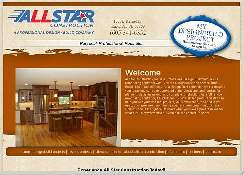 All Star Construction Rapid City SD