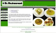 the 3 Ds Carribean Cuisine Project Design