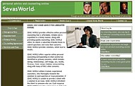 the Sevas World Online Counseling Design>sevas world counseling