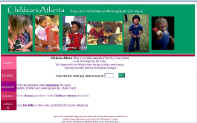 Child Care Atlanta Web Design