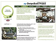online messaging, file sharing and project management application for high-end design/build contractors,  produced by SophiaSolutions.net Atlanta Web Site Design