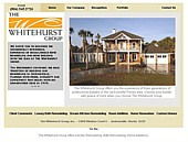 Click here to view the Whitehurst Group, Inc. web site design