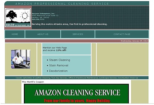 portfolio_pix/Amazon Cleaning Atlanta GA