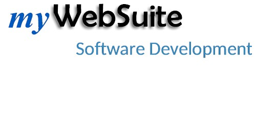 myWebSuite custom database driven development
